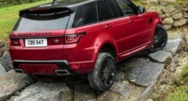 Emissioni zero per la nuova Range Rover Sport PHEV