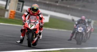 Mondiale Superbike, a Magny Cours è Chaz Davies a trionfare in Gara 2