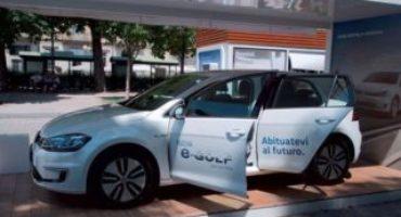 Volkswagen e-Roadshow, a Padova l'ultima tappa