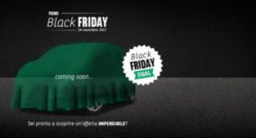 """Arval Italia, con """"Black Friday"""" offerte super scontate, fino al 50%"""