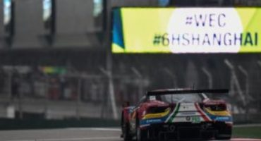 FIA WEC, a Shanghai Ferrari conquista il Mondiale Costruttori