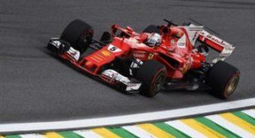 Formula 1, in Brasile vittoria di Vettel davanti a Bottas e Raikkonen