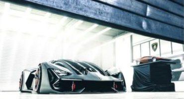 Lamborghini Terzo Millennio, la visione della Hypercar elettrica del futuro