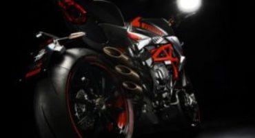 Dalla partnership tra MV Agusta e Pirelli, nasce la Brutale 800RR Pirelli Design