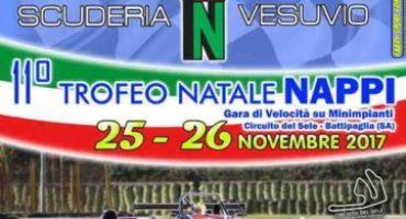 11° Trofeo Nappi, al via sul Circuito del Sele il grande show dei motori