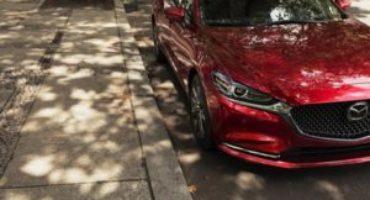 Mazda svela la nuova ammiraglia al Salone dell'Auto di Los Angeles