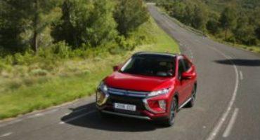 Partita la prevendita di Eclipse Cross, il nuovo Suv Coupé di Mitsubishi