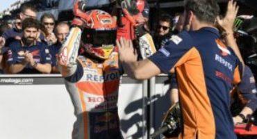 MotoGP, la pole è di Marquez davanti a Zarco e Iannone. Male Dovizioso