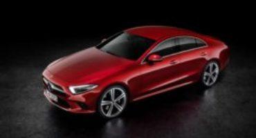 Mercedes svela la terza generazione di CLS