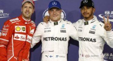 Formula 1 – GP Abu Dhabi, l'ultima pole è di Valtteri Bottas, che chiude davanti a Hamilton e Vettel