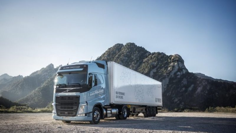 A Volvo Trucks il Premio Sustainable Truck of the year 2018