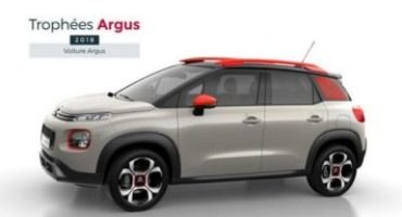 "Citroen C3 Aircross è ""Best Buy Car of Europe 2018″"