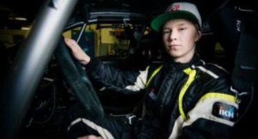 Motor Show 2017, il 17enne Kalle Rovanpera vince il 30° Memorial Bettega