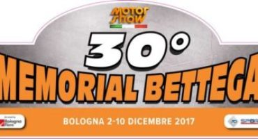Motor Show, pronti al grande spettacolo del Memorial Bettega