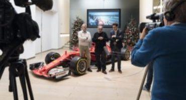 Scuderia Ferrari, segnali di crescita per il 2018