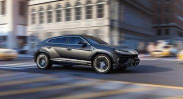 Urus, il nuovo Super SUV di Lamborghini