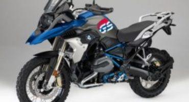 BMW Motorrad ottiene l'ennesimo record di vendite nel 2017