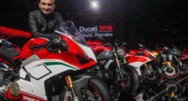 Ducati Motor Holding chiude il 2017 in crescita e registra in Italia un +12%