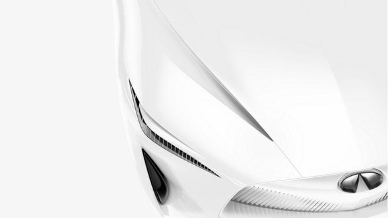 Infiniti, debutta a Detroit la nuova Concept Car