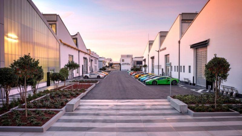 Automobili Lamborghini aumenta le vendite mondiali del 10%