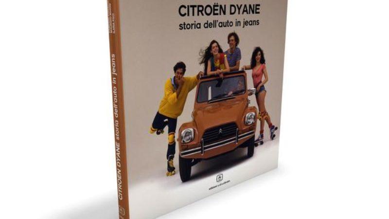 'Storia dell'Auto in Jeans', un libro per festeggiare i 50 anni di Citroen Dyane
