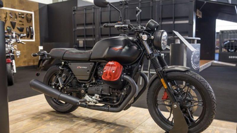 Moto Guzzi V7 III Carbon, in vendita l'esclusiva limited edition