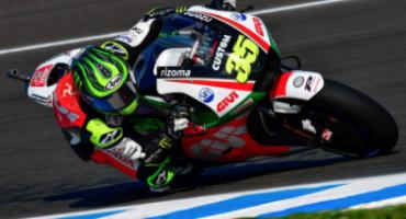 Moto GP, Crutchlow chiude in testa le libere del Venerdì