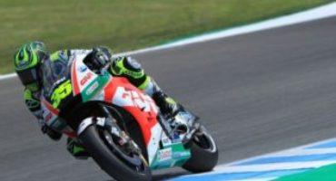 MotoGP, a Jerez la pole è di Cal Crutchlow