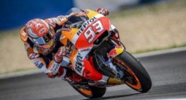MotoGP, a Jerez Marquez profeta in patria. Disastro Ducati