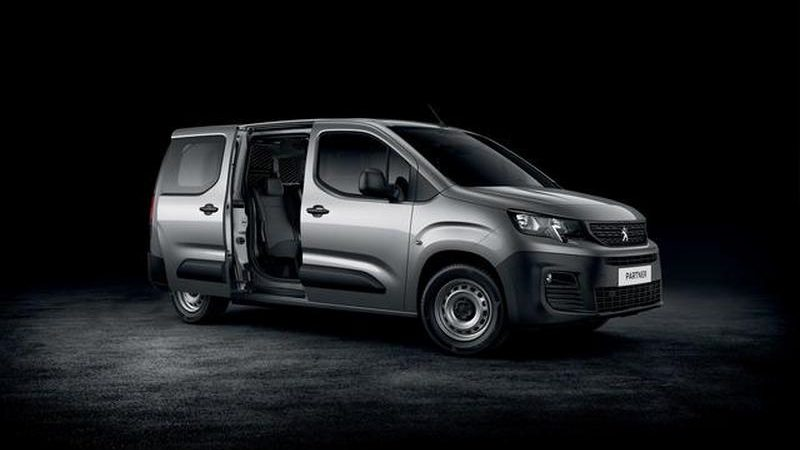 Peugeot svela il nuovo Partner
