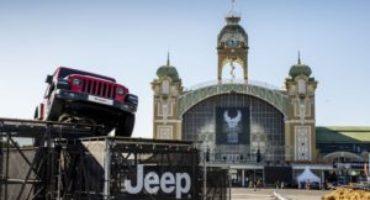 Il marchio Jeep® festeggia con Harley-Davidson il 115esimo compleanno della Casa di Milwaukee