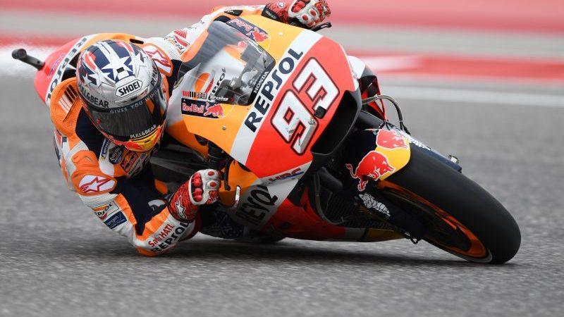 MotoGP, Marquez in pole al Sachsenring