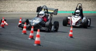 Formula SAE Italy 2018, gioia ed entusiasmo per gli studenti del Team UniNa Corse