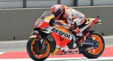 MotoGP, Marquez vince la battaglia di Assen