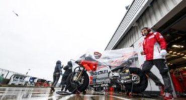 MotoGP, pioggia e asfalto, annullato il GP di Silverstone