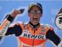 MotoGP, Marquez torna alla vittoria ad Aragon