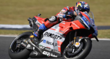 MotoGP, Dovizioso in pole a Motegi