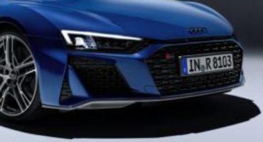 Audi R8 2019, performante in pista, fruibile in strada