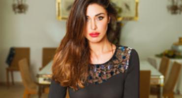 Belen indossa Jadea, il brand di lingerie Made in Italy