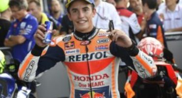 MotoGP, Marquez in pole a Buriram
