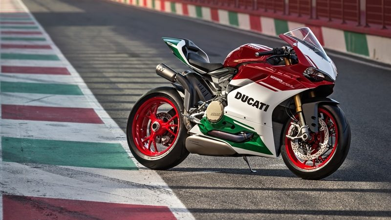 1299 Panigale R Final Edition, gli ultimi esemplari in vendita presso i Ducati Store