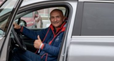 Hyundai Italia ha un nuovo Brand Ambassador, Gabriele Tarquini!