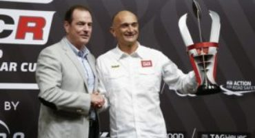 Gabriele Tarquini conquista il Mondiale WTRC 2018