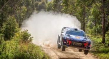 Hyundai Motorsport chiude sul secondo gradino del podio il Mondiale WRC 2018