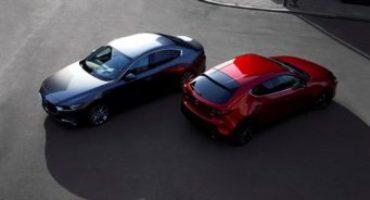 Mazda svela al Salone di Los Angeles la nuova '3'