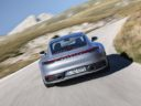 Porsche svela a Los Angeles l'ottava generazione di 911