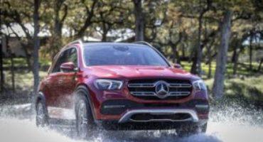Nuovo Mercedes-Benz GLE, ora ancora più raffinato e ipertecnologico