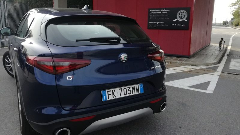 Alfa Romeo Stelvio 2.2 Turbo Diesel 180 cv AT8 AWD, l'alternativa ad una berlina sportiva