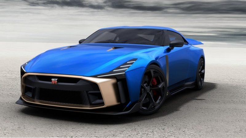 Nissan GT-R50 Italdesign, avviata la produzione del nuovo modello