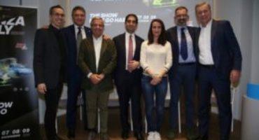 Presentato nel centro di Milano il Monza Rally Show 2018